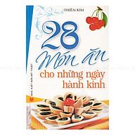 28 Món Ăn Cho Những Ngày Hành Kinh thumbnail