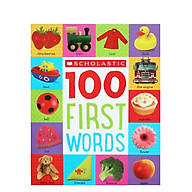 Scholastic 100 First Words thumbnail