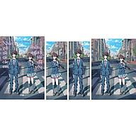 Nhắn Gửi Tất Cả Các Em, Những Người Tôi Đã Yêu - Quà Tặng 2 Bookmark + 1 Postcard (Số Lượng Giới Hạn) thumbnail