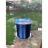 Cước câu cá chuyên dụng - Chất lượng siêu bền - Cước dài 500m CCH04 thumbnail