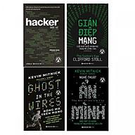 Bộ sách Thế giới Hacker và An Toàn Thông Tin Mạng (Tặng Kèm Bookmark Hoa Lá) thumbnail