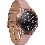 Đồng hồ thông minh Samsung Galaxy Watch3 viền thép Bluetooth (41mm) - Hàng Chính Hãng thumbnail