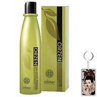 Dầu gội kích thích mọc tóc Obsidian Professional Orzen Loss Control Shampoo Hàn Quốc 320ml tặng kèm móc khoá thumbnail