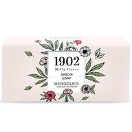 Xà phòng tắm hương nước hoa pháp berdoues 1902 MILLE FLEURS Soap 150g thumbnail