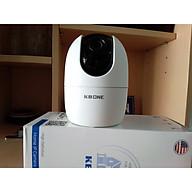 Camera IP wifi KBVISION trong nhà - xoay 360 độ - nghe nói 2 chiều KBONE H21PW - Hàng chính hãng thumbnail