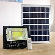 Đèn pha LED năng lượng mặt trời 100W thumbnail