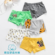 Quần lót Okaidi dạng đùi xuất dư cho bé trai (combo 5 quần) thumbnail
