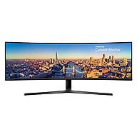 Màn Hình Cong Samsung LC49J890DKEXXV 49inch Ultra HD 5ms 144Hz VA Speaker - Hàng Chính Hãng thumbnail