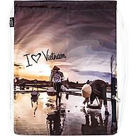 Túi Dây Rút XOX Backpack Gánh Muối Lúc Bình Minh thumbnail