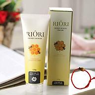 Tẩy Tế Bào Chết Riori Honey Scrub (120g) - Tặng Kèm Vòng Tay Phong Thủy May Mắn thumbnail