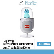 Loa Bluetooth Thỏ LANITH Có Đèn Led RGB A906 Có Thể Xoay - Để Bàn Trang Trí Hỗ Trợ Thẻ Nhớ, Jack 3.5, USB - Hàng nhập khẩu - L000A906 thumbnail