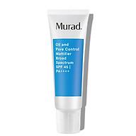Kem dưỡng kiềm dầu và chống nắng Murad Oil and Pore Control Mattifier Broad Spectrum SPF 45 PA++++ (24ml) thumbnail