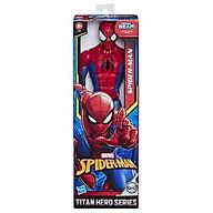 Đồ chơi Mô hình siêu anh hùng Spiderman 30cm E7333 thumbnail