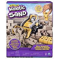 Đồ chơi KINETIC SAND Bộ dụng cụ và cát xây dựng công trình 6044178 thumbnail