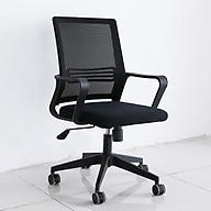 Ghế xoay văn phòng cao cấp BOX38 - Lưng lưới thoáng mát - Dễ dàng thay đổi độ cao thumbnail