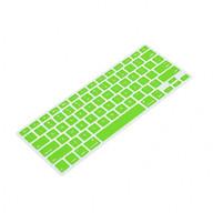 Miếng lót bàn phím in chữ Silicon skin keyboard Macbook Retina 12 Inch có thể rửa - Hàng Chính Hãng thumbnail