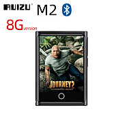 RUIZU M2 Portable Mini MP3 Player Bluetooth Video Player Full Touch Screen 8GB 16GB Audio Music Player With FM Radio Recording E-book Multifunction MP3 Players thumbnail
