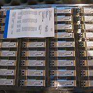 Module Quang FINISAR SFP+10Gb s Transceiver FTLX1471D3BCL 10GBASE-LR 10km chính hãng thumbnail