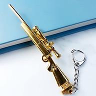 Móc khóa game PUBG Mẫu M24 - Vàng Kim thumbnail