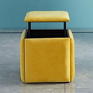 Ghế khối Rubik kết hợp Ghế đôn, Ghế sofa Phòng khách Hình vuông, Ghế văn phòng Ghế đẩu ( giao màu ngẫu nhiên) thumbnail