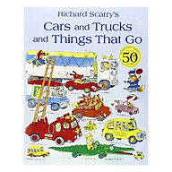 Richard Scarry S Cars And Trucks And Things That Go thumbnail