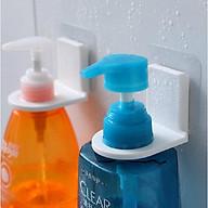 Combo2 Móc treo dầu gội đầu , móc treo chai sữa tắm dán tường nhà tắm siêu chắc thumbnail