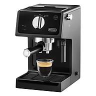 Máy Pha Cà Phê Espresso Delonghi ECP31.21 (1100W) - Đen - Hàng Chính Hãng thumbnail