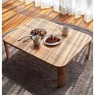 (HÀNG XUẤT) Bàn trà bệt gỗ thông tự nhiên (MSP BAN170240) thumbnail