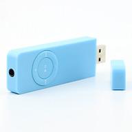 Máy nghe nhạc mp3 usb di động bỏ túi tặng tai nghe và dây đeo thumbnail