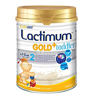 Sữa bột Wincofood Goldcare Lactimum Gold + Newborn 2 1 3 tuổi (900 gam) thumbnail