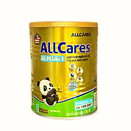 Sữa bột ALLCares IQ PLUS+ 1 lon 400g - Giúp phát triển não bộ, tiêu hoá khoẻ mạnh của NutiFood thumbnail