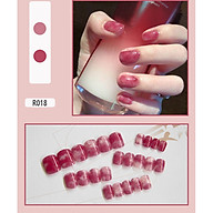 Bộ 24 móng tay giả nail thơi trang như hình (R-018) thumbnail