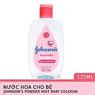 Nước hoa Johnson s Baby hương phấn hoa 125ml - 101043907 thumbnail