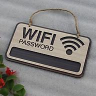 Bảng Gỗ Decor Quán Free Wifi trang trí cao cấp hiện đại thumbnail