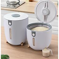 Thùng đựng gạo thông minh tinh tế 12kg cho căn nhà bạn thumbnail