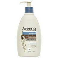 Aveeno Active Naturals Skin Relief Gentle Scent Lotion Nourishing Coconut 354mL thumbnail