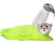 Túi lưới tắm và cắt móng cho mèo thumbnail