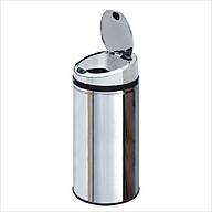 Thùng rác cảm ứng thông minh tự động đóng mở chất liệu INOX ECO 806 - 6 Lít thumbnail