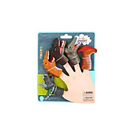 Bộ rối ngón tay công viên kỷ Jura dành giúp kích thích sự sáng tạo cho trẻ thumbnail