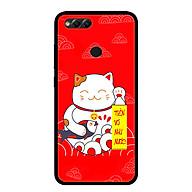 Ốp lưng cho điện thoại Huawei Honor 7X - 0235 MEOTHANTAI01 - Viền TPU dẻo - Hàng Chính Hãng thumbnail