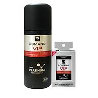 Combo Vip Passion Xịt ngăn mùi hương nước hoa 150ml+ Nước Hoa bỏ túi 18ml thumbnail