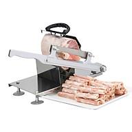 Dao cắt thịt đông lạnh, cắt xương gà vịt heo INOX FD00093 - BẢN ĐẶC BIỆT thumbnail
