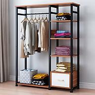 tủ quần áo khung thép cao cấp giao màu ngẫu nhiên D0640 thumbnail