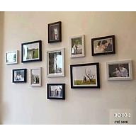 Khung ảnh 10x15 treo tường, mặt kính thumbnail