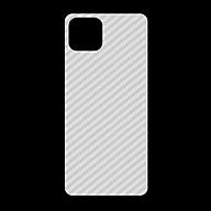 Miếng Dán Mặt Lưng Cacbon Dành Cho Google Pixel 2XL- Handtown - Hàng Chính Hãng thumbnail