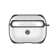 Bao case dành cho tai nghe Apple Airpods Pro hiệu WIWU Eggshell Case chống sốc siêu mỏng bảo vệ toàn diện, vật liệu cao cấp (Màu ngẫu nhiên) - Hàng nhập khẩu thumbnail
