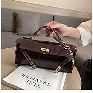 Túi đeo vai hình chữ nhật dài , quai xích - RiBi Shop thumbnail