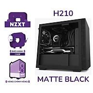 Vỏ Case Máy Tính NZXT H210 Màu Đen- Hàng Chính Hãng thumbnail
