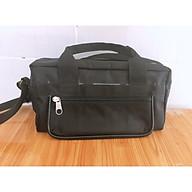 Túi đồ nghề - Ngang nhí màu đen thumbnail