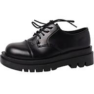 Giày oxford đế độn dập chữ thumbnail